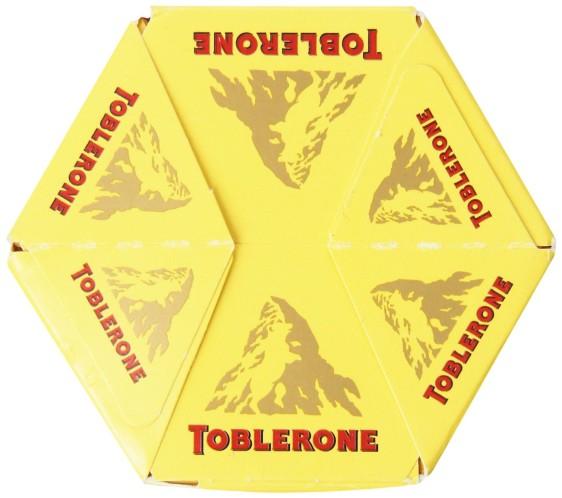 S8E6: Toblerone